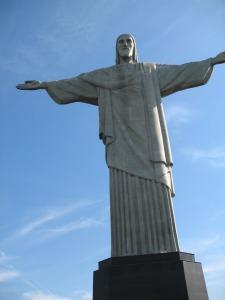 Jesus statue Rio