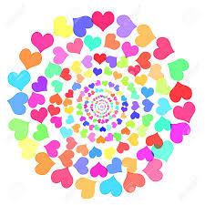 circle of hearts
