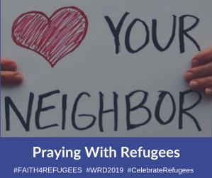 Praying With Refugees